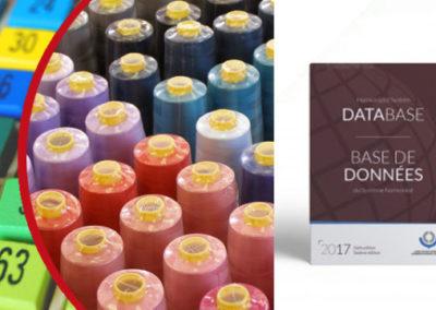 SH – Pack Textiles (E-Learning + accès à la base de données)