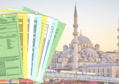 Importación temporal – El Convenio de Estambul