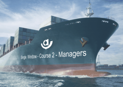 Single Window – Course 2 – Managers