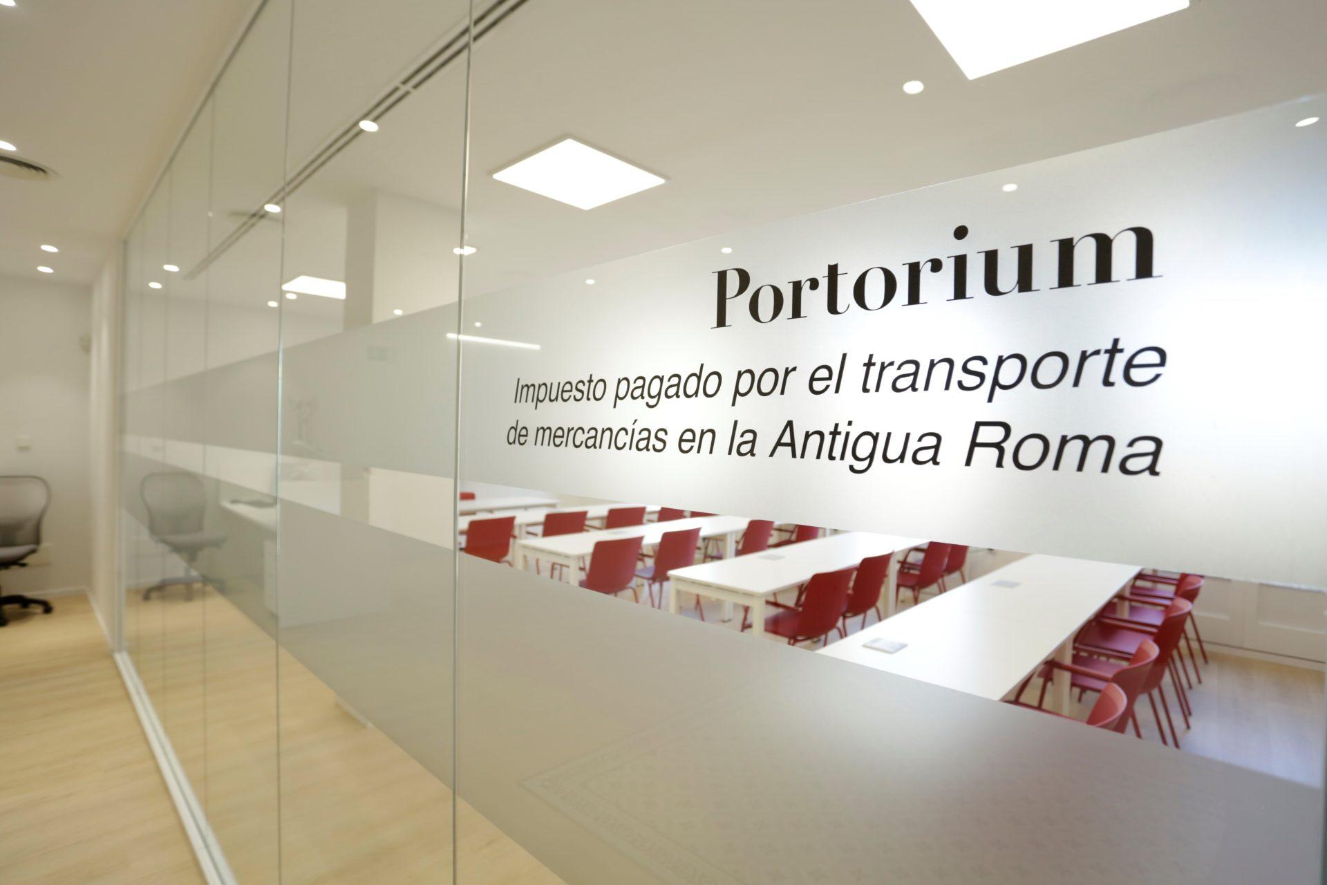 Academia aduanera Portorium
